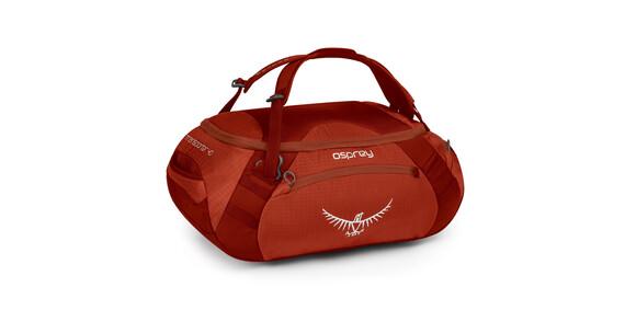 Osprey Transporter 40 Rejsetaske rød